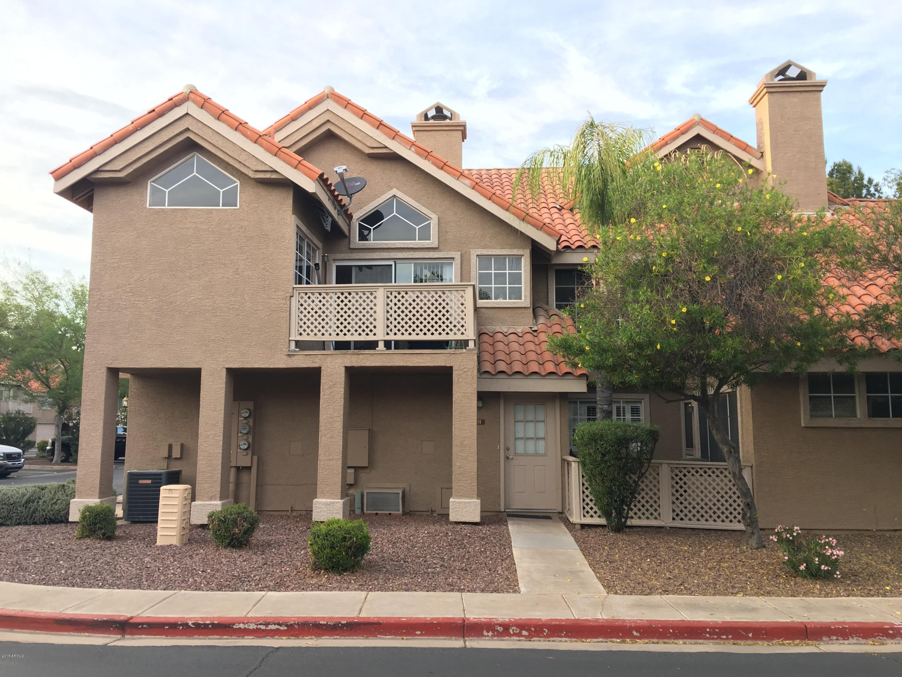1633 E Lakeside Drive, Unit 51, Gilbert AZ 85234